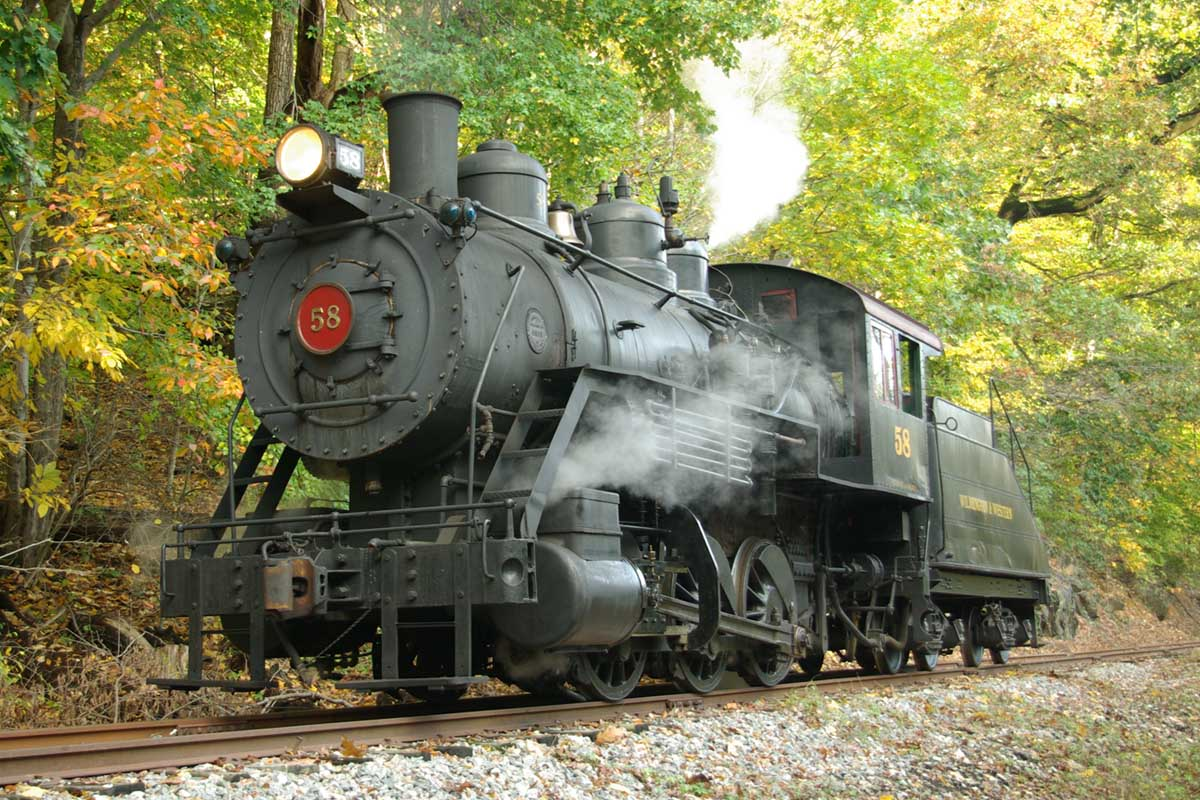 Wilmington & Western Railroad - Delaware's Operating